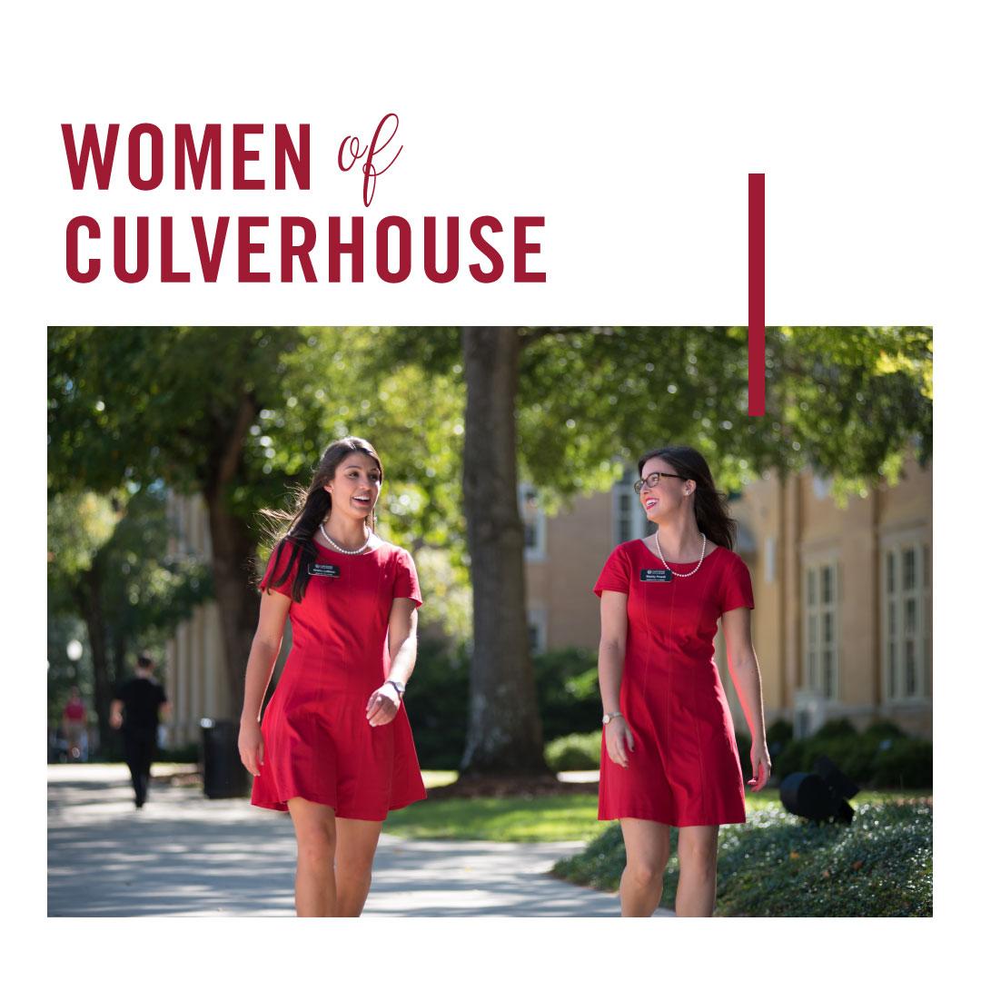 women of culverhouse